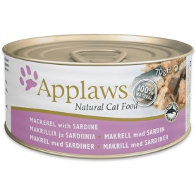 Applaws Kitten Latas Sardina