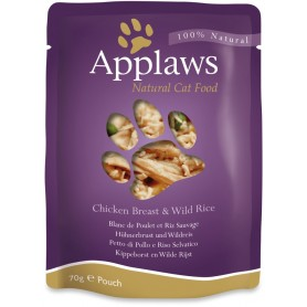 Applaws Cat Pouch pollo y arroz