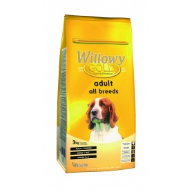 Willowy Gold Diary, pienso para perros
