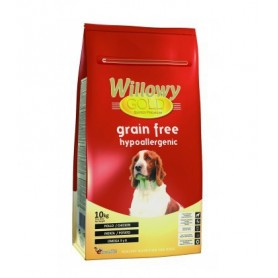 Willowy Gold Grain Free, pienso para perros sin cereales