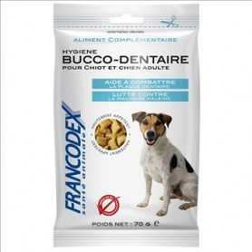 Francodex Snack Buco-dental Perros