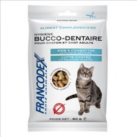 Francodex Snack Buco-dental Gatos