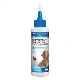 Francodex limpiador de ojos, higiene para mascotas