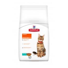 Pienso Hill's Science Plan Feline Adult Optimal Care Atún para gatos
