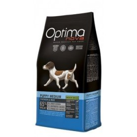 Optima Nova Puppy Medium Chicken Rice