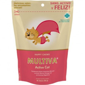 Multiva Active Cat, Snacks para gatos