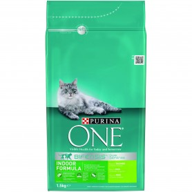 Purina One Gatos Bifensis Interior