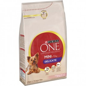 Purina One Mini Delicate Salmón y Arroz