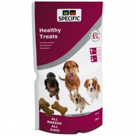 Snack Specific Healthy Treats, Snacks para perros, golosinas crujientes