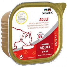 comida húmeda Specific Feline Adult FXW para gatos
