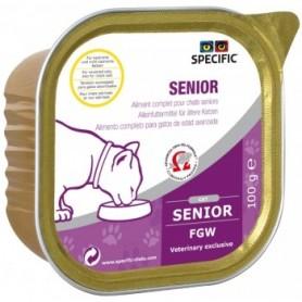 comida húmeda Specific Senior FGW para gatos
