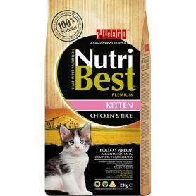 Pienso para gatos Picart NutriBest Kitten