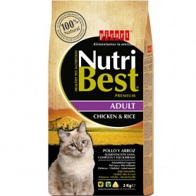 Picart NutriBest Cat Chicken & Rice
