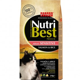Picart NutriBest Cat Salmón & Rice