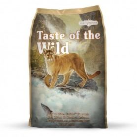 Pienso Taste of the Wild Canyon River para gatos