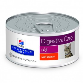 Hill's Prescription Diet Feline i/d (lata)