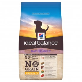 Hill´s  Ideal Balance Mature No Grain con Pollo y Patatas