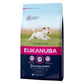 Pienso para cachorros Eukanuba Puppy Small Breed
