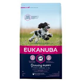Pienso Eukanuba Puppy Medium Breed