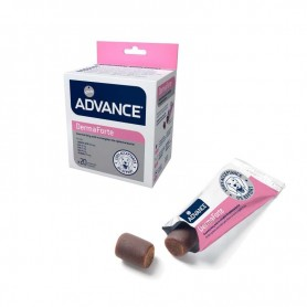 Advance Dermaforte, Snacks para perros, golosinas veterinarias