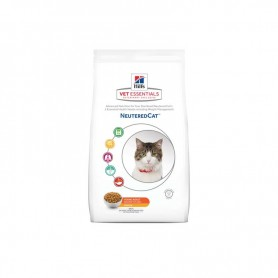 Pienso Hill's Feline Vet Essentials Young Adult Neutered Cat Lower Fat