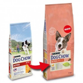 Dog Chow Active Pollo, pienso para perros