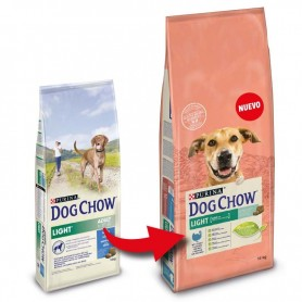 Dog Chow Light Pavo, pienso para perros