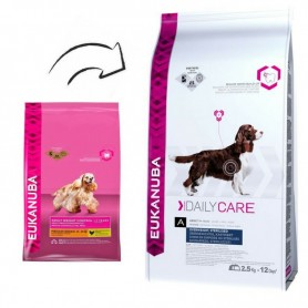 Pienso para perros Eukanuba Adult Weight Control Small & Medium Breed