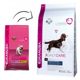 Pienso para perros, Eukanuba Adult Weight Control Small Breed