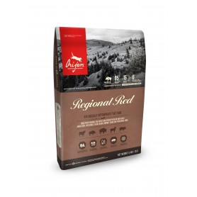 Pienso para gatos Orijen Regional Red Cat natural