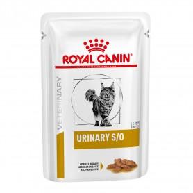 Urinary S/O sobres (con ternera), comida húmeda para gatos