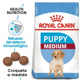 Pienso Royal Canin Puppy Medium para cachorros