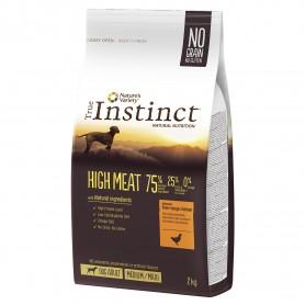 True Instinct Hight Meat Medium/Maxi Adult, pienso para perros naturales