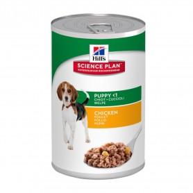 Comida húmeda para perros Hill's Science Plan Puppy con Pollo