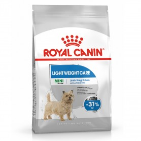 Pienso Royal Canin Mini Light Weight Care para perros