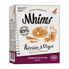 comida húmeda para perros Mhims Iberico & Vegetables