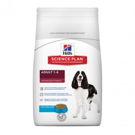Pienso para perros Hill's Science Plan Adult Advance Fitness Atún y Arroz