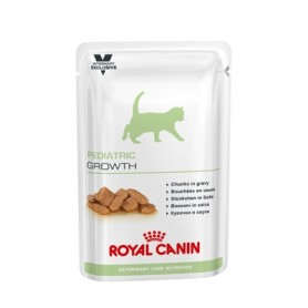 Comida húmeda para gatos Royal Canin Vet Care Pediatric Growth