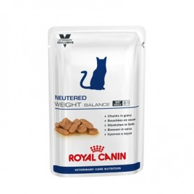 Comida húmeda para gatos Royal Canin Vet Care Neutered Weight Balance