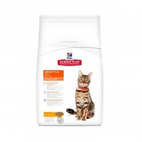 Pienso Hill's Science Plan Feline Adult Optimal Care Pollo