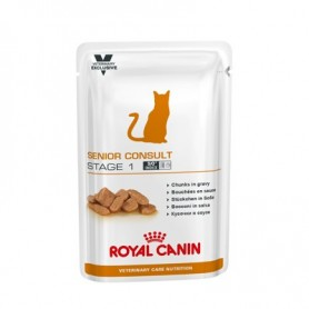 Comida húmeda para gatos Royal Canin Vet Care Senior Consult Stage 1