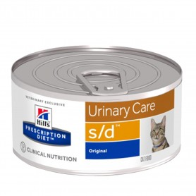 Hill's Prescription Diet Feline s/d (lata)