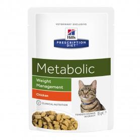 Hill's Prescription Diet Feline Metabolic (bolsita)