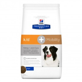 Pienso Hill's Prescription Diet Canine k/d + Mobility