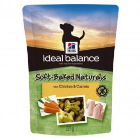 Hill's Ideal Balance pollo y zanahoria (Snacks), Snacks para perros, golosinas naturales