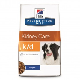 Pienso veterinario Hill's Prescription Diet Canine k/d