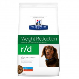 Pienso Hill's Prescription Diet Canine r/d mini