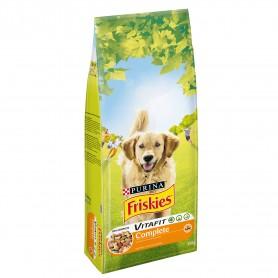 Pienso para perros Purina Friskies VitaFil Complete con Pollo y Verduras