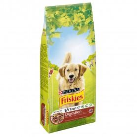 Purina Friskies VitaFit Digestion con Cordero y Achicoria, pienso para perros