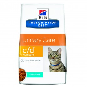 Hill's Prescription Diet Feline c/d Pescado
